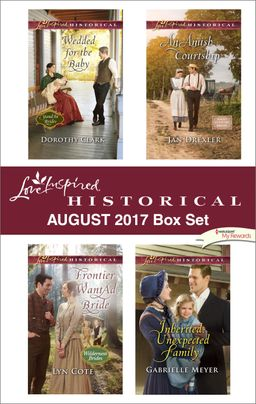 Love Inspired Historical August 2017 Box Set