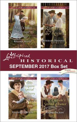 Love Inspired Historical September 2017 Box Set