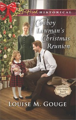 Cowboy Lawman's Christmas Reunion
