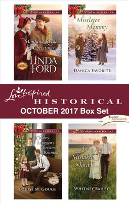 Love Inspired Historical October 2017 Box Set