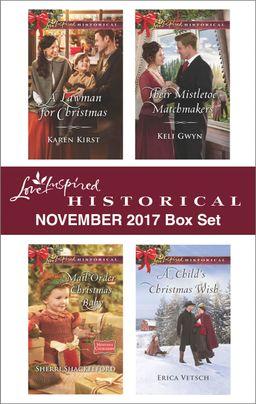 Love Inspired Historical November 2017 Box Set