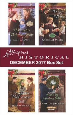 Love Inspired Historical December 2017 Box Set