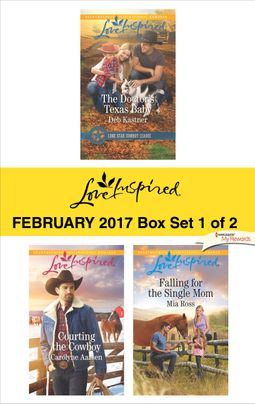 Harlequin Love Inspired February 2017 - Box Set 1 of 2