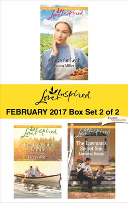 Harlequin Love Inspired February 2017 - Box Set 2 of 2