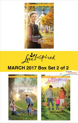 Harlequin Love Inspired March 2017 - Box Set 2 of 2