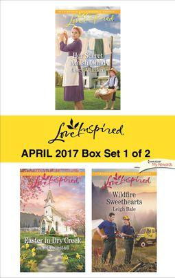 Harlequin Love Inspired April 2017 - Box Set 1 of 2