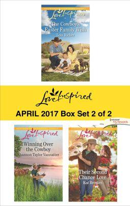 Harlequin Love Inspired April 2017 - Box Set 2 of 2