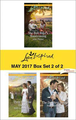 Harlequin Love Inspired May 2017 - Box Set 2 of 2
