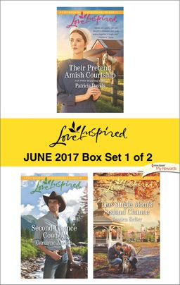 Harlequin Love Inspired June 2017 - Box Set 1 of 2