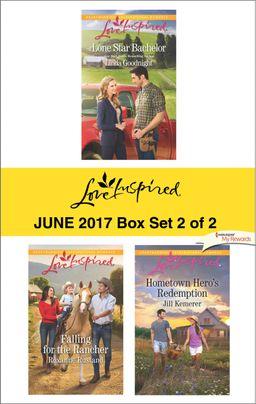 Harlequin Love Inspired June 2017 - Box Set 2 of 2