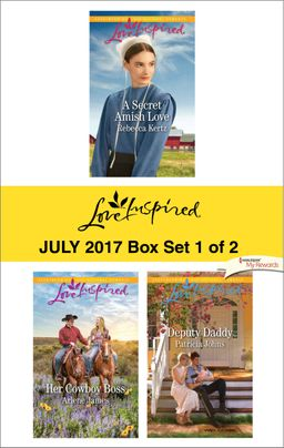 Harlequin Love Inspired July 2017 - Box Set 1 of 2