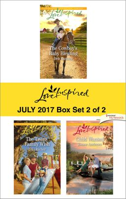 Harlequin Love Inspired July 2017 - Box Set 2 of 2