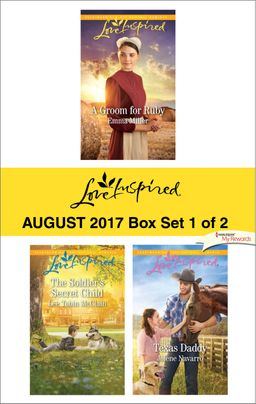 Harlequin Love Inspired August 2017 - Box Set 1 of 2