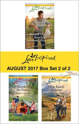 Harlequin Love Inspired August 2017 - Box Set 2 of 2