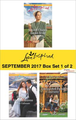 Harlequin Love Inspired September 2017 - Box Set 1 of 2