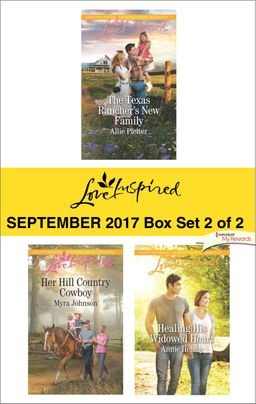 Harlequin Love Inspired September 2017 - Box Set 2 of 2