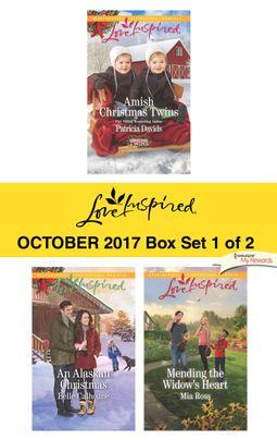 Harlequin Love Inspired October 2017 - Box Set 1 of 2