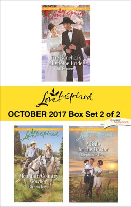Harlequin Love Inspired October 2017 - Box Set 2 of 2