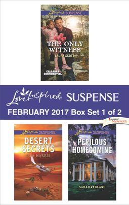 Harlequin Love Inspired Suspense February 2017 - Box Set 1 of 2