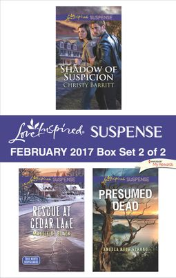 Harlequin Love Inspired Suspense February 2017 - Box Set 2 of 2