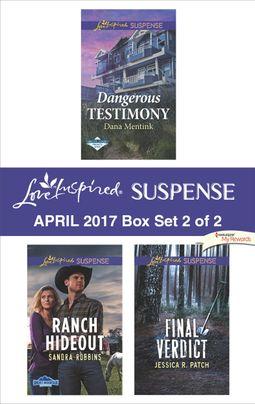 Harlequin Love Inspired Suspense April 2017 - Box Set 2 of 2