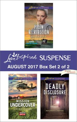 Harlequin Love Inspired Suspense August 2017 - Box Set 2 of 2