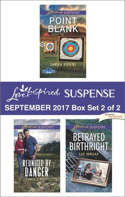 Harlequin Love Inspired Suspense September 2017 - Box Set 2 of 2