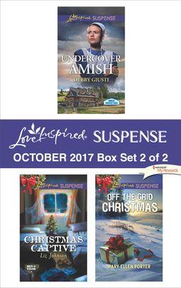 Harlequin Love Inspired Suspense October 2017 - Box Set 2 of 2