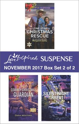 Harlequin Love Inspired Suspense November 2017 - Box Set 2 of 2