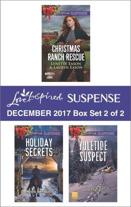 Harlequin Love Inspired Suspense December 2017 - Box Set 2 of 2