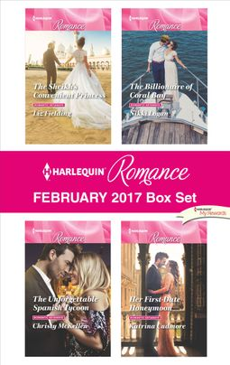 Harlequin Romance February 2017 Box Set
