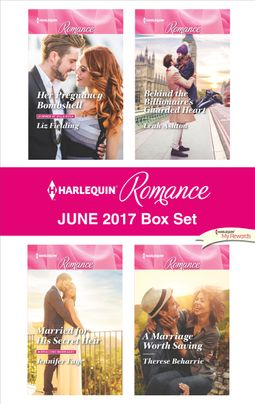 Harlequin Romance June 2017 Box Set