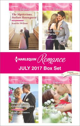 Harlequin Romance July 2017 Box Set