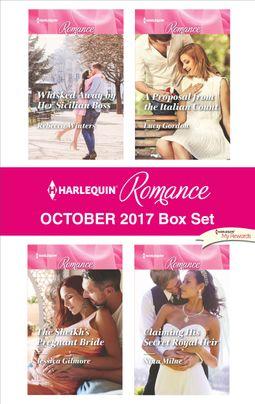 Harlequin Romance October 2017 Box Set