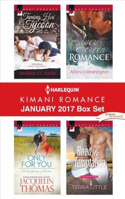 Harlequin Kimani Romance January 2017 Box Set