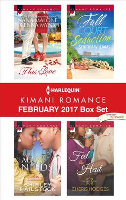 Harlequin Kimani Romance February 2017 Box Set
