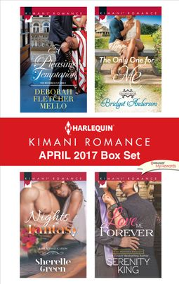 Harlequin Kimani Romance April 2017 Box Set