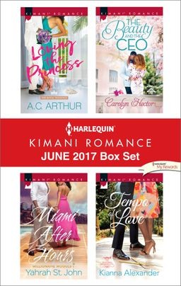 Harlequin Kimani Romance June 2017 Box Set