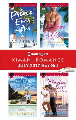 Harlequin Kimani Romance July 2017 Box Set