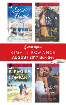 Harlequin Kimani Romance August 2017 Box Set