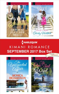 Harlequin Kimani Romance September 2017 Box Set