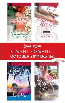 Harlequin Kimani Romance October 2017 Box Set