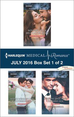 Harlequin Medical Romance July 2016 - Box Set 1 of 2