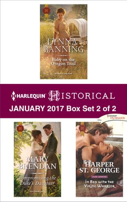Harlequin Historical January 2017 - Box Set 2 of 2
