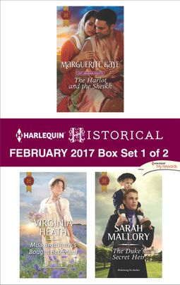Harlequin Historical February 2017 - Box Set 1 of 2