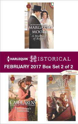 Harlequin Historical February 2017 - Box Set 2 of 2