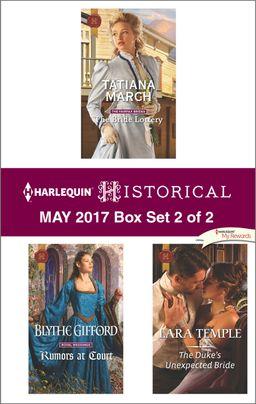 Harlequin Historical May 2017 - Box Set 2 of 2