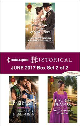 Harlequin Historical June 2017 - Box Set 2 of 2