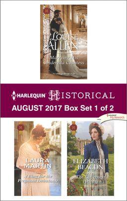 Harlequin Historical August 2017 - Box Set 1 of 2