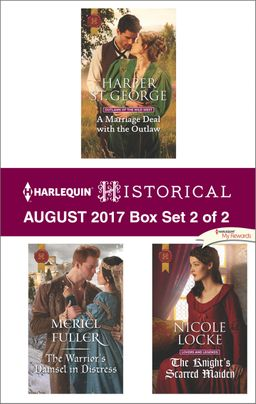 Harlequin Historical August 2017 - Box Set 2 of 2